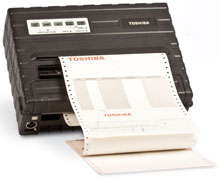 Photo of Toshiba TEC MD-480i