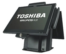 Photo of Toshiba TEC ST-A20