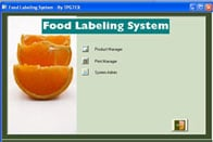 Photo of TPGTEX Food Labeling System