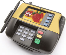 Photo of VeriFone MX 850