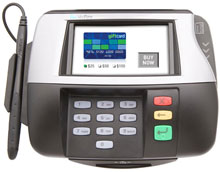 Photo of VeriFone MX 860