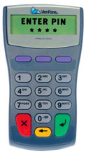 VeriFone P003-190-02-WWE