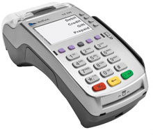 Photo of VeriFone Vx 520