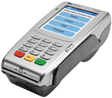 Photo of VeriFone Vx 680