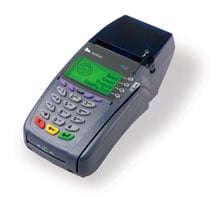 Photo of VeriFone Vx510