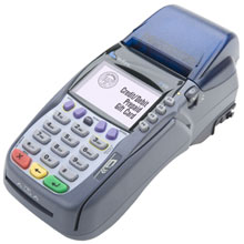 Photo of VeriFone Vx570