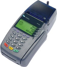 Photo of VeriFone Vx610