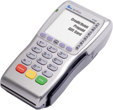 Photo of VeriFone Vx670