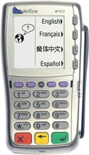 Photo of VeriFone Vx810