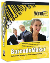 Photo of Wasp Barcode Maker