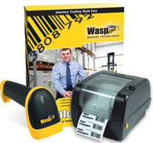 Photo of Wasp Inventory Control Standard Kit
