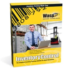 Photo of Wasp Inventory Control