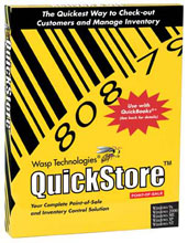 Photo of Wasp Quick Store POS