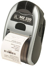 Photo of Zebra MZ220