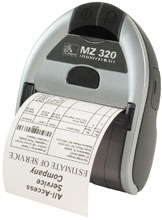 Photo of Zebra MZ320