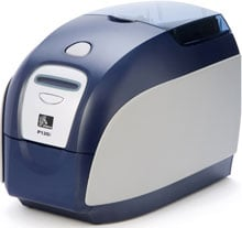 Photo of Zebra P120 i Card Printer System