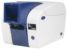 Photo of Zebra P205m ID Printer Ribbon