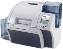 Photo of Zebra ZXP 8 ID Card Printer System