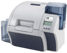 Photo of Zebra ZXP 8 ID Printer Ribbon
